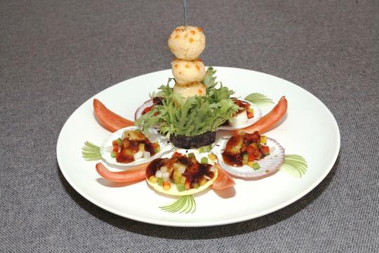 Món mới tháng 12 từ khách sạn Rex: Khám phá ẩm thực Sài Gòn - Ảnh 1.