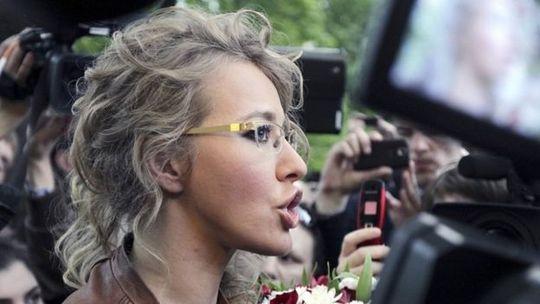 Con gái của thầy ông Putin tranh cử tổng thống Nga - Ảnh 2.