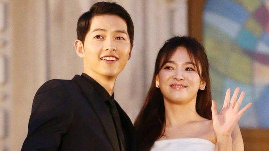 Cái kết đẹp của chuyện tình mỹ nhân Song Hye Kyo - Ảnh 4.