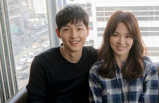 Cái kết đẹp của chuyện tình mỹ nhân Song Hye Kyo - Ảnh 7.