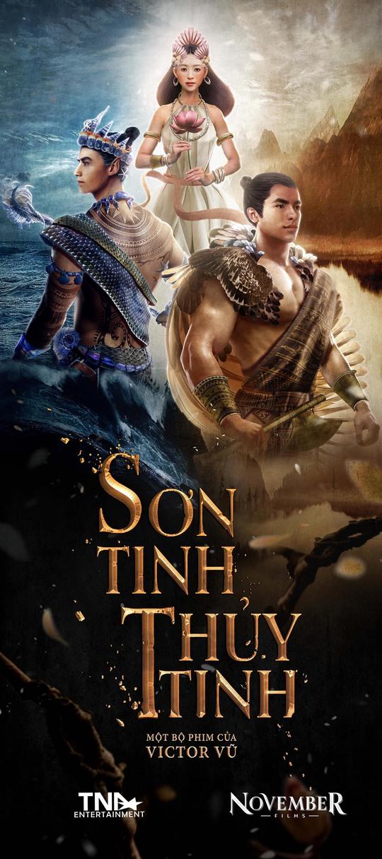 Victor Vũ - Trương Ngọc Ánh làm phim Sơn Tinh, Thuỷ Tinh - Ảnh 3.