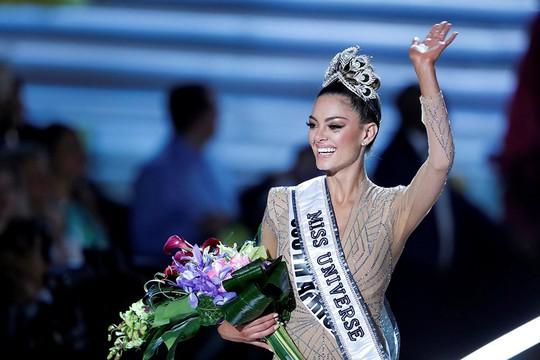 Cận cảnh nhan sắc tân Hoa hậu Hoàn vũ - Ảnh 3.
