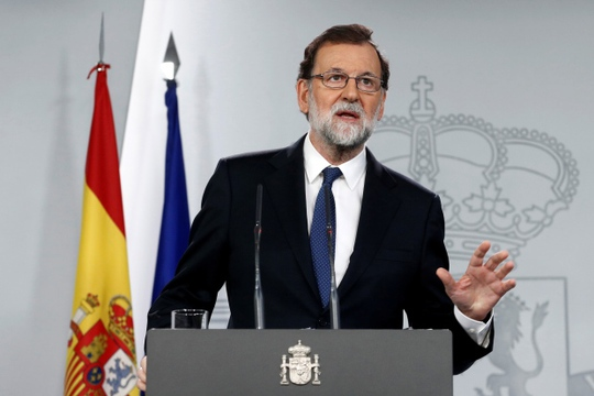 450.000 người xuống đường ở Catalonia sau đòn mạnh từ Tây Ban Nha - Ảnh 3.