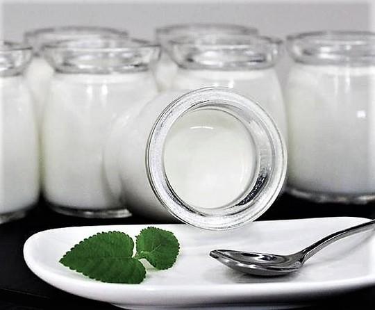 Tự làm yaourt trái cây cho làn da thêm đẹp - Ảnh 2.