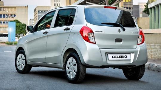 Suzuki Celerio - đối thủ của Kia Morning đến từ Nhật Bản