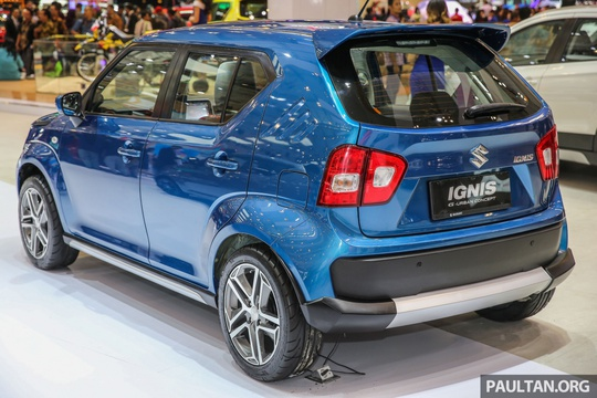 Suzuki giới thiệu mẫu xe giá rẻ chỉ từ 237 triệu đồng - Ảnh 4.