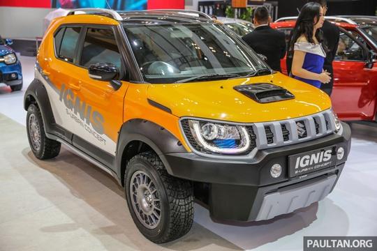 Suzuki giới thiệu mẫu xe giá rẻ chỉ từ 237 triệu đồng - Ảnh 2.