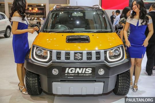 Suzuki giới thiệu mẫu xe giá rẻ chỉ từ 237 triệu đồng - Ảnh 1.