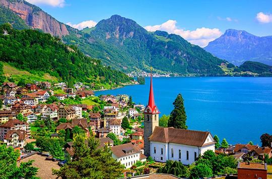 Thụy Sĩ là quốc gia đáng sống nhất thế giới năm 2017. Ảnh: fodors.com