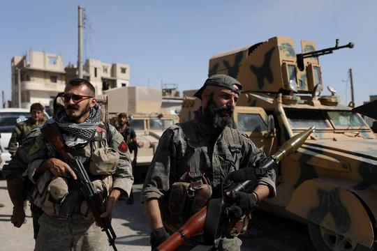 Câu hỏi khó chờ Mỹ ở Syria - Ảnh 1.