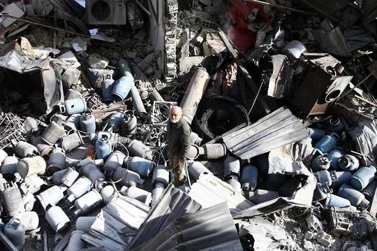 Hòa đàm Syria nối lại trong hoài nghi - Ảnh 1.