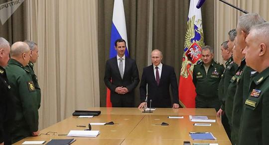 Moscow tăng tốc chốt hạ cuộc chiến Syria - Ảnh 1.