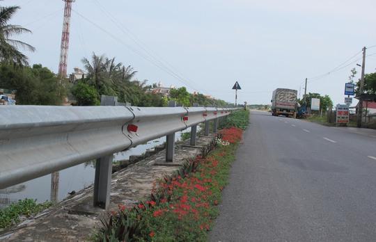 Ngỡ ngàng những con đường hoa rực rỡ làng quê miền Bắc - Ảnh 17.