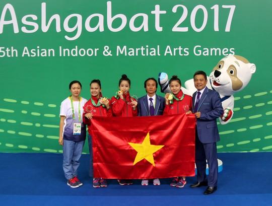 Taekwondo Việt Nam có HCV châu Á - Ảnh 1.