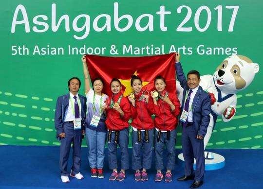Taekwondo Việt Nam có HCV châu Á - Ảnh 2.