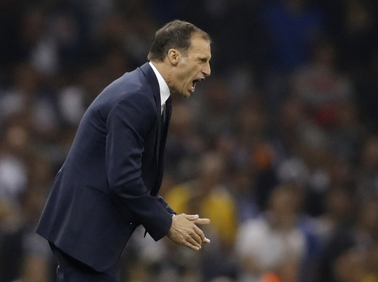 Allegri: Juventus thua vì thiếu bình tĩnh - Ảnh 2.