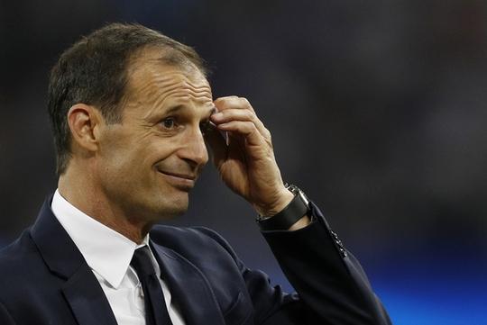 Allegri: Juventus thua vì thiếu bình tĩnh - Ảnh 1.