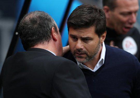 Mất người, thầy trò Benitez thua đau Tottenham ngay trên sân nhà - Ảnh 2.