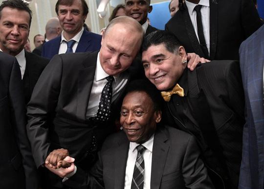 Chủ nhà Nga bị nghi ngờ dàn xếp bốc thăm World Cup 2018 - Ảnh 3.