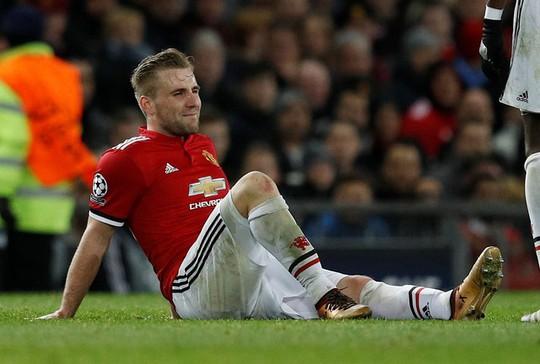 Mourinho cảnh báo Luke Shaw - Ảnh 2.