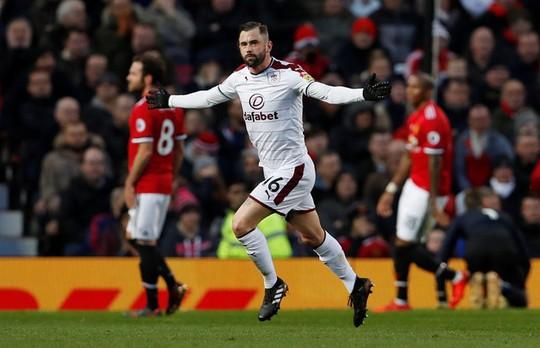 Tốp 5 bàn thắng đẹp vòng 20 Premier League - Ảnh 4.