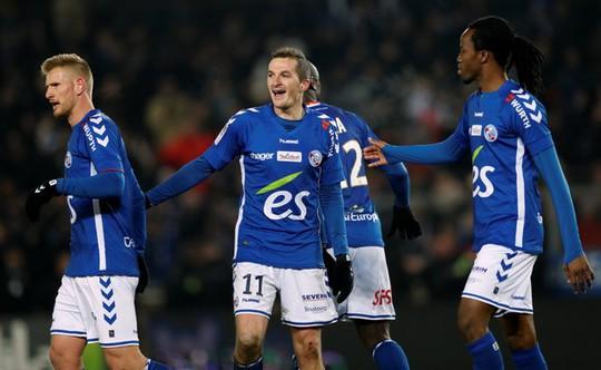 PSG nhận thất bại đầu tiên ở Ligue 1 - Ảnh 1.