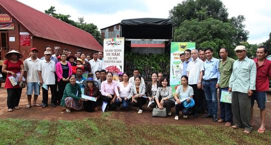 Hỗ trợ phát triển cà phê Buôn Ma Thuột - Ảnh 2.
