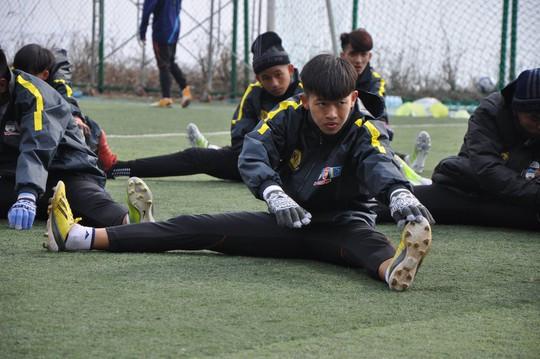 Sau chuyến tập huấn tại Hàn Quốc, học viện HAGL Arsenal JMG sẽ trở về Pleiku để đá giao hữu với U18 Mito Hollyhock