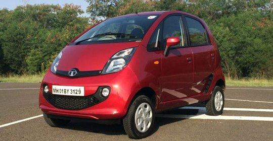 5 mẫu xe rẻ nhất tại Ấn Độ, giá từ 80 triệu đồng