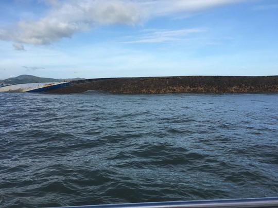 Nghĩa địa tàu biển Quy Nhơn: Làm rõ vụ Jupiter chìm, 7 người gặp nạn - Ảnh 2.