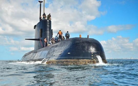 Thời khắc nguy kịch cho tàu ngầm Argentina mất tích - Ảnh 3.