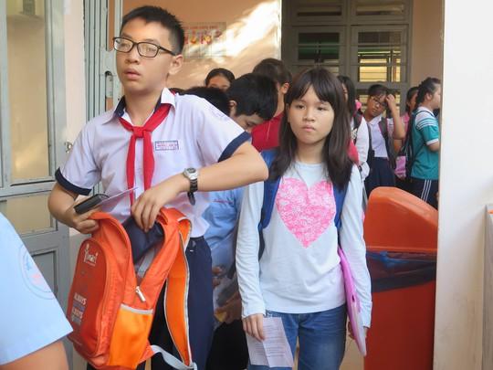 Toàn cảnh tuyển sinh vào lớp 6 Trần Đại Nghĩa và các trường chuyên - Ảnh 1.