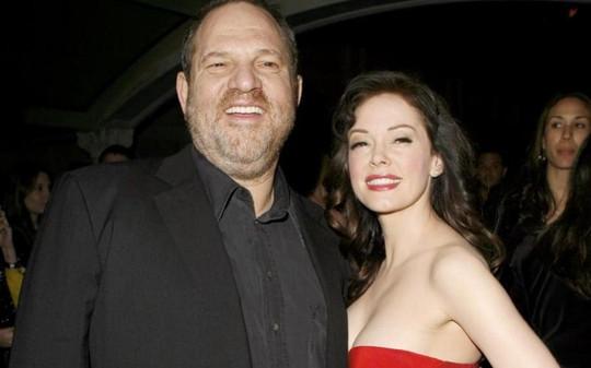 Người đẹp tố Harvey Weinstein cưỡng hiếp bị phanh phui lệnh bắt giữ - Ảnh 2.
