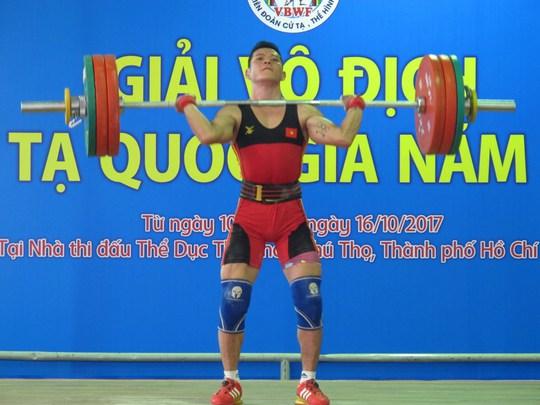 Thạch Kim Tuấn độc diễn ở giải quốc gia - Ảnh 1.