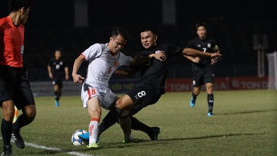 3 lần bị từ chối bàn thắng, U21 Việt Nam lại thua Thái Lan - Ảnh 2.