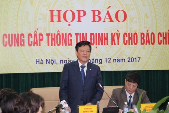 Đề nghị Bộ Công an điều tra vụ thất lạc hồ sơ Trịnh Xuân Thanh - Ảnh 1.