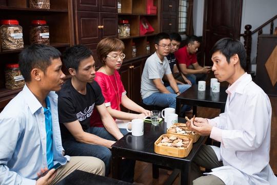 Lương y Phan Thanh Long với bài thuốc gút hiệu quả - Ảnh 2.