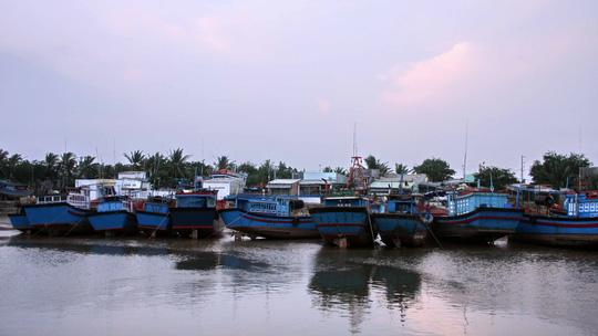 Biển Cà Ná được tỉnh Ninh Thuận chấp thuận cho Tập đoàn Hoa Sen đầu tư dự án Cảng biển tổng hợp Cà NáẢnh: Lê Trường