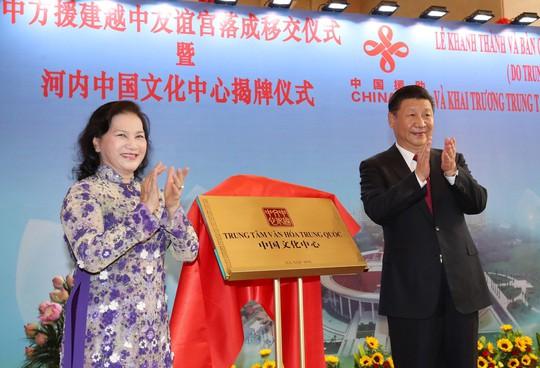 Quan hệ Việt - Trung, Việt - Mỹ phát triển mạnh - Ảnh 1.