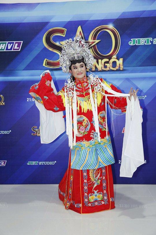 Bạch Tuyết, Thái Châu, Kim Tử Long, Minh Nhí ngồi ghế nóng Sao nối ngôi - Ảnh 3.