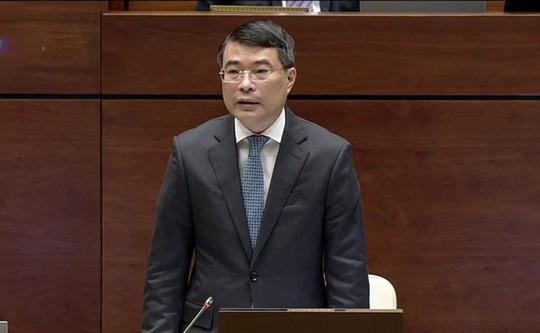 Dẫn việc ông Trịnh Văn Bô để chất vấn Thống đốc về huy động vàng - Ảnh 1.
