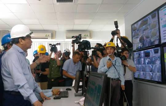 Thủ tướng Nguyễn Xuân Phú thị sát tại Formosa - Ảnh 4.