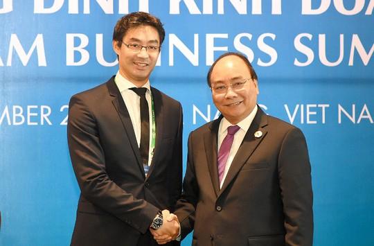 Thủ tướng mong Diễn đàn Kinh tế Thế giới làm nổi bật hình ảnh Việt Nam - Ảnh 1.