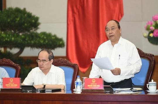 Thủ tướng: Phân cấp, phân quyền tối đa cho TP HCM - Ảnh 1.