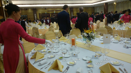 Tổng thống Donald Trump: Việt Nam là một trong những điều kỳ diệu của thế giới - Ảnh 18.