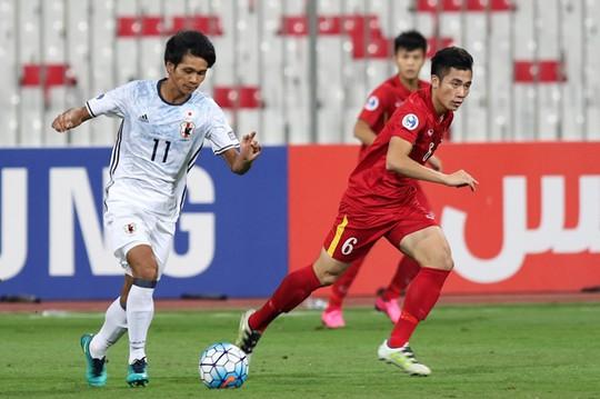 Tiến Dụng gãy xương, U20 Việt Nam mất chủ lực ở World Cup - Ảnh 1.