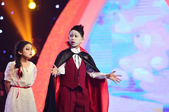 Cô bé hóa Lười khiến Ốc Thanh Vân, Đại Nghĩa phải bật cười nghiêng ngả - Ảnh 5.