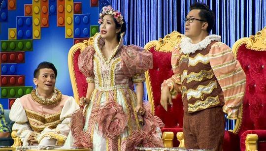 Cô bé hóa Lười khiến Ốc Thanh Vân, Đại Nghĩa phải bật cười nghiêng ngả - Ảnh 6.