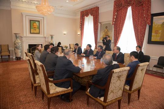 Việt Nam sẵn sàng hợp tác với Chính quyền Tổng thống Trump