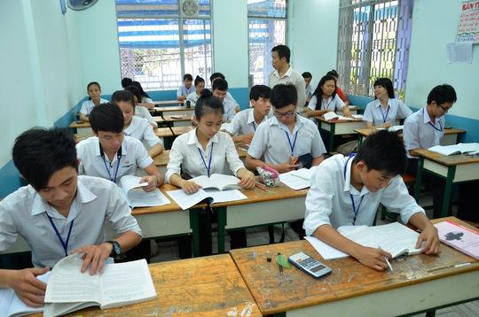 TP HCM sáp nhập các trung tâm giáo dục thường xuyên - Ảnh 1.